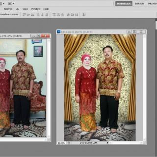 Cara Mengganti Background Dengan Mudah Di Photoshop