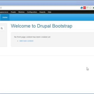 Drupal Bootstrap – 4 – Creating Bootstrap Sub Theme