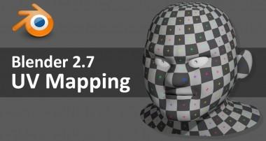 Blender 2.7 UV Mapping 3 of 4