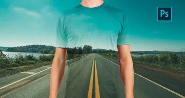 Transparent Clothes Effect | Photoshop Tutorial