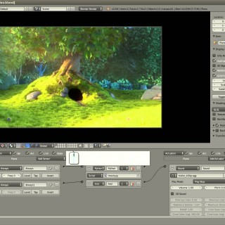 Tutorial nº24 Reproducir un video en Blender Game Engine.  /Nivel principante