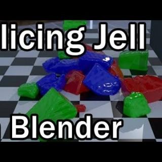 Jell & Jello Blender Tests