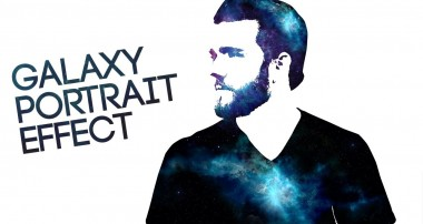 Galaxy Portrait Effect | Photoshop Tutorial