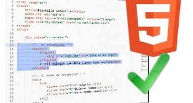 Maquetación semántica con Bootstrap desde Cero