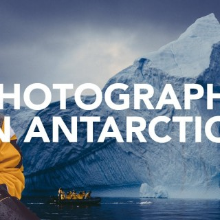 Antarctica Photography Documentary (feat. Matt Damon) | A Photographer In | Taylor Jackson