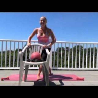 Bump at the Barre®: Full-Length Prenatal Barre Video