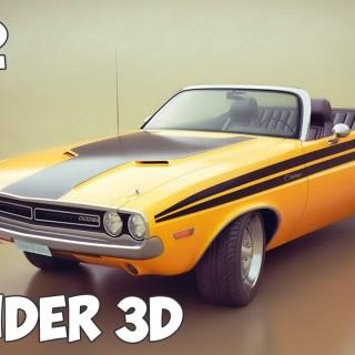 Blender 3D моделирование / Урок #12 – Графические текстуры