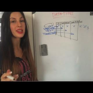 MySQL tutorial SQL data types explained