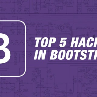 Top 5 Hacks in Bootstrap 3