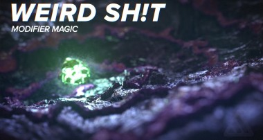 WEIRD SH!T EP001 – Modifier Magic [BLENDER]