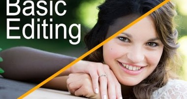 Adobe Photoshop CS6 – Basic Editing Tutorial For Beginning Photographers