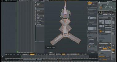 Blender 3D ile 2d animasyon
