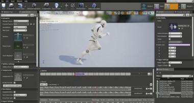 Footstep Sound – Unreal Engine short tutorial