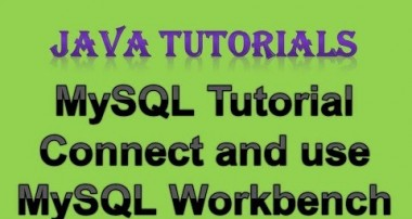MySQL Tutorial How to connect and use MySQL Workbench