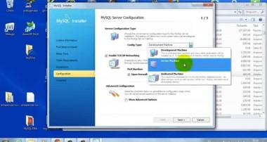 Tutorial de instalação do Mysql no Windows