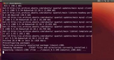 Beginners MYSQL Database Tutorial # How to install MySQL on Ubuntu/Debian Linux