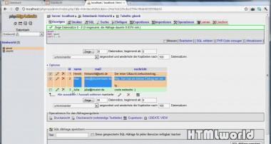 MySQL Tutorial: Daten ausgeben mit PHP | deutsch