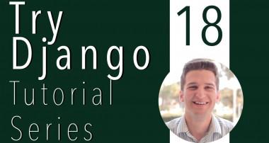 Try Django Tutorial 18 of 21 – Create MySQL database for a Django Production Server and setup