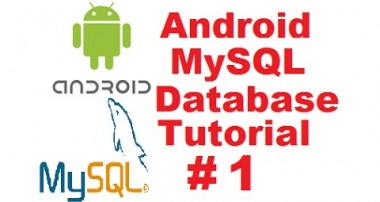 Android MySQL Database Tutorial 1 – Creating Database And Writing  PHP Script