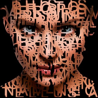 Text Portrait in Photoshop Cs6 | Photo Effects Tutorial