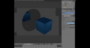 Tutorial #1 How to make mirrors in blender