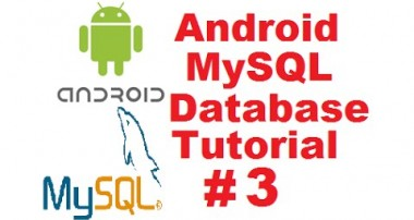 Android MySQL Database Tutorial 3 – Connecting Android App to Online Mysql Database