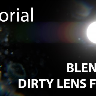 Tutorial Blender 2.75 | Dirty Lens Flare | Cycles | Nodes