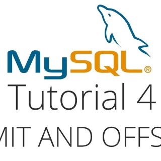 MySQL tutorial 4 – Limit, Offset and Ordering