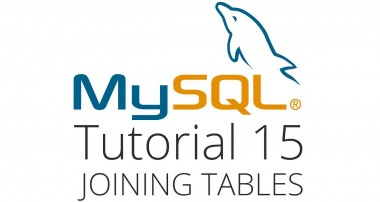 MySQL tutorial 15 – joining 2 tables