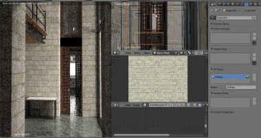 Cycles Tutorial: Interior Rendering