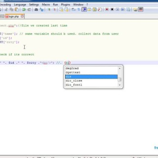 Tutorial 3: Inserting data into MySQL database using PHP