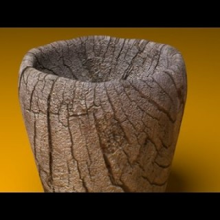 Blender Tutorial For Beginners: Cup with Wood Texture
