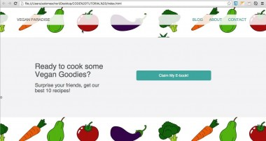 BOOTSTRAP LANDING PAGE TUTORIAL CSS-HTML