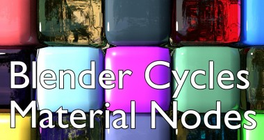 Understanding the Blender Cycles Material Node System