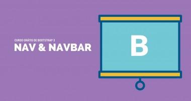 #8 Curso Bootstrap 3 – Nav e Navbar