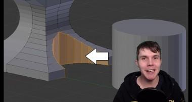 Blender Beginner Modelling Tutorial – Part 2: Boolean!