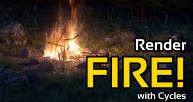 How to Render Fire in Cycles