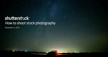 ShutterTalk Live: How to Shoot Stock Photography
