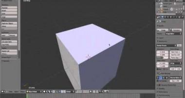 Beginners Blender 3D: Tutorial 1 – Starting Off