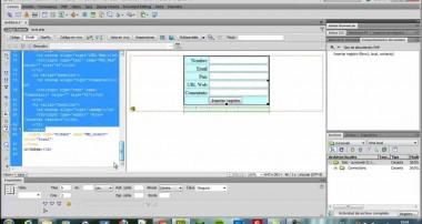 [PARTE.1] Sistema de Comentarios, Adobe Dreamweaver, PHP, MySql… Tutorial Página Web [Cap.1]