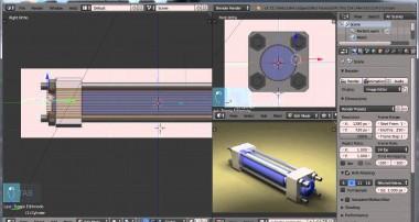 Blender For Noobs – Modeling for beginners – Part 1 of 10