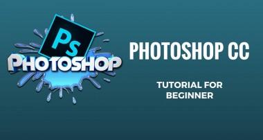 Photoshop CC Tutorial for Beginner