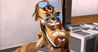 Star Wars – aber ein bisschen anders (Blender 3D-Animation)