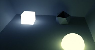 Blender Cycles Tutorial – Lights!