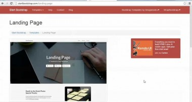 Integrate a Bootstrap Template into Code Igniter Learning Basics of MVC Frameworks