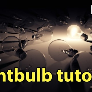 Beginner Blender Modelling Tutorial – Lightbulb Part 1 of 2
