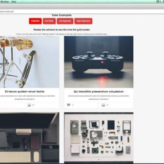 Drupal 7: Bootstrap Grid