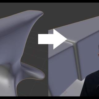 Blender Beginner Modelling Tutorial – Part 3: Sharpening Edges