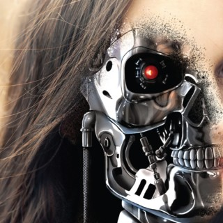 Photoshop Tutorial | Terminator Face Photoshop CS6