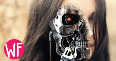 Photoshop Tutorial | Terminator Face Photoshop CS6